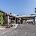 Quality Inn Richfield front entrance